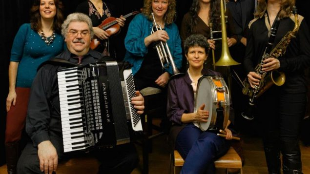 Photo courtesy Metropolitan Klezmer