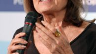 Feminist icon Gloria Steinem is one of the critical letter's signatories. Getty Images