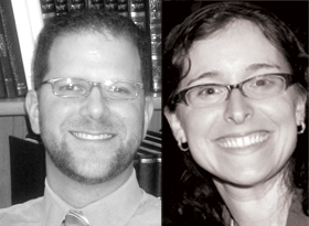 Rabbi Leon Morris and Elana Stein Hain will expand the work of Jerusalem-based educational institution.