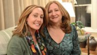 Nancy Zaro, left, and Martine Fleishman