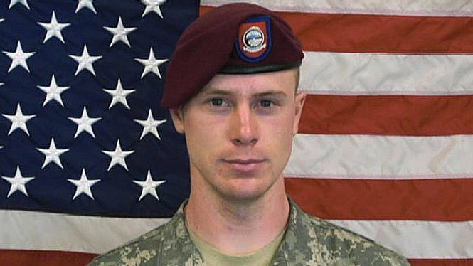 US Army Sgt. Bowe Bergdahl was captured in Afghanistan in 2009 (photo credit: United States Army/File)