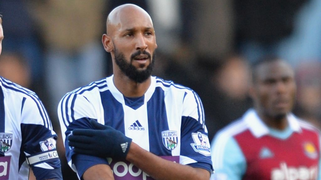 Soccer player Anelka charged for anti-Semitic gesture ...