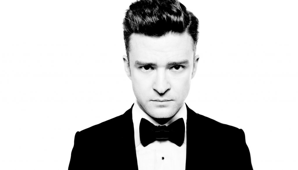 Justin Timberlake (photo credit: Tom Munro)