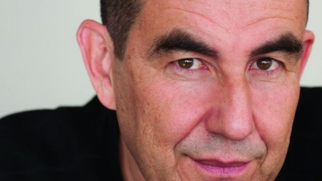 Ari Shavit is the author of a recent, hotly debated book about Israel. Sharon Bareket