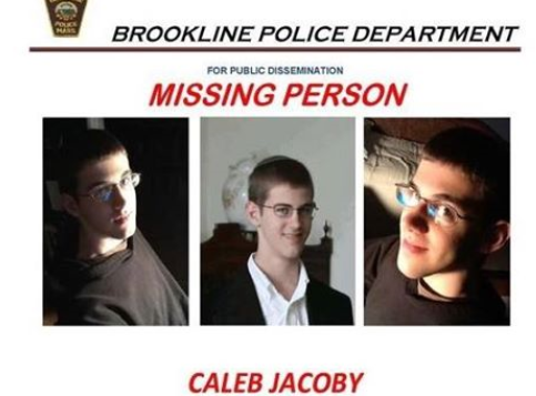 Images of Caleb Jacoby posted by his father, Jeff, on Facebook.