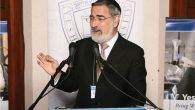 Former British Chief Rabbi Jonathan Sacks