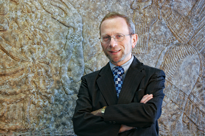 Prof. Jonathan Sarna (photo credit: Mike Lovett)