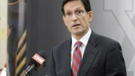 Rep. Eric Cantor said at the Virginia Military Institute last week. JTA
