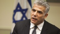 Finance Minister Yair Lapid, February 24, 2014 (photo credit: Flash90)