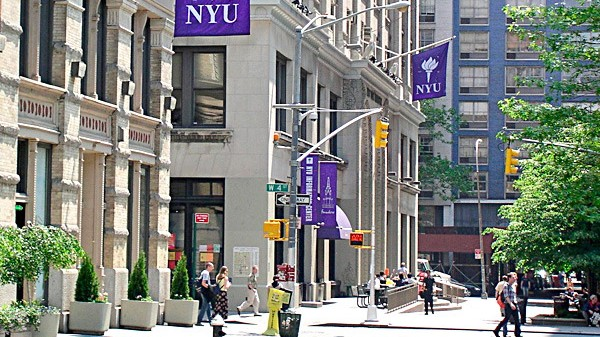 New York University campus (photo credit: Cincin12/Wikimedia Commons)