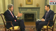 Kerry: Israel is safer now than before agreement. Via CNN.com