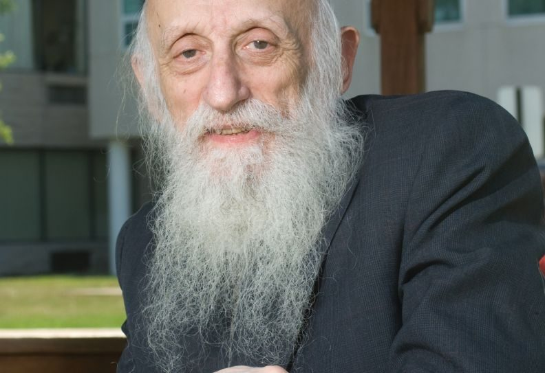 "Working with nuns ""was too good an experience to let go,"" says Rabbi Abraham Twerski. Courtesy of Gateway Rehab Center"