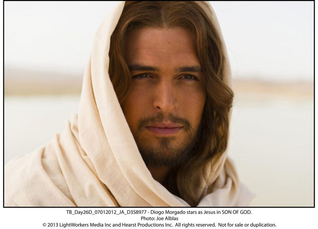 The smirking trouble with new Jesus film 'Son of God