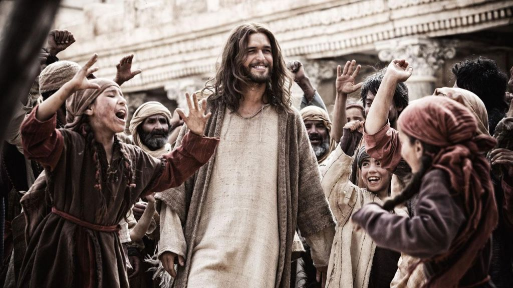 The smirking trouble with new Jesus film 'Son of God ...