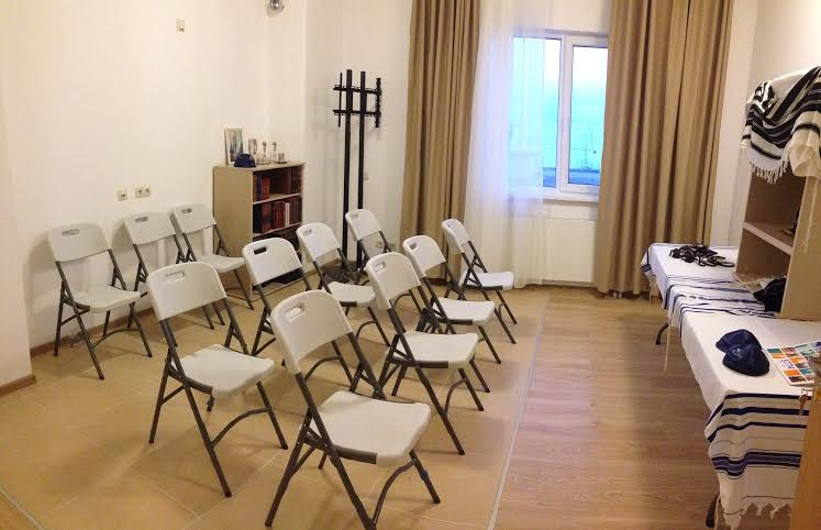Sochi's Jewish center awaits the thousands of visiting Jews it plans on serving. (photo credit: courtesy)