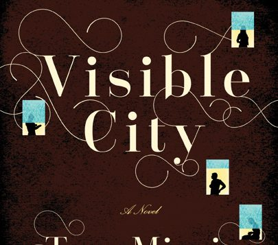 "Mirvis' new novel offers a window on New York's ""anonymous intimacy.""  Courtesy of Houghton Mifflin Harcourt"