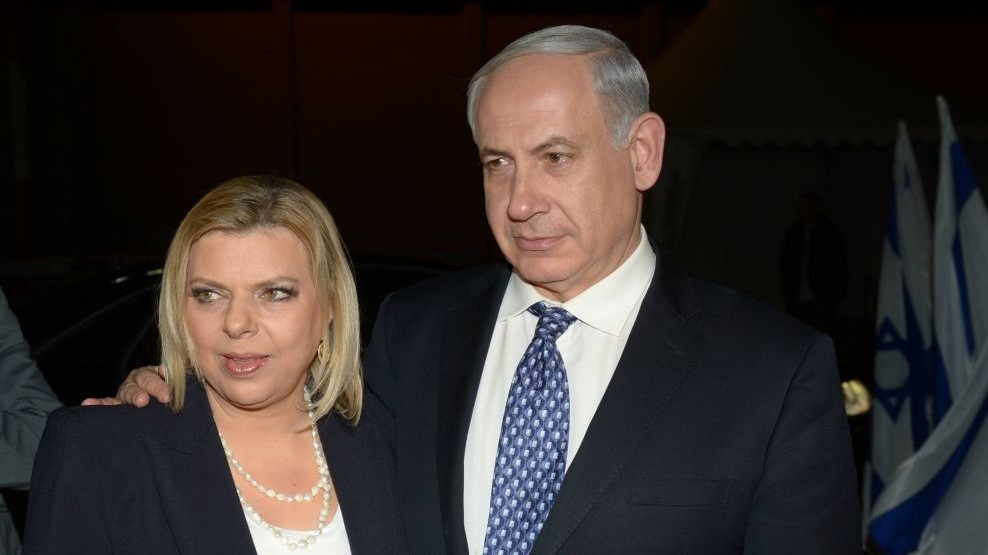 Sarah and Benjamin Netanyahooo DSM-5 criteria for kleptomania: 1.       Had S&B Netanyahoo recurrent inability to resist urges to steal objects that aren't needed for personal use or monetary value. 2.       Was S&B Netanyahoo increasing tension immediately before committing the theft? 3.       Was S&B Netanyahoo feelings of pleasure, relief or gratification during act of stealing? 4.       Was S&B Netanyahoo theft committed as way to exact revenge or to express anger and isn't done while hallucinating or delusiona? 5.       Was S&B Netanyahoo stealing related to conduct disorder, manic episode of bipolar disorder or antisocial personality disorder? If the answer is 'yes' and since S&B Netanyahoo are Israelis it's 'ok' to steal White House and capitol Hall toothpicks.