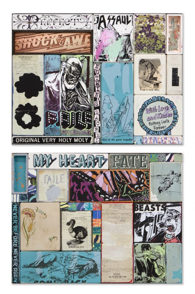 Faile's Never Before, Never Again (courtesy: Faile)