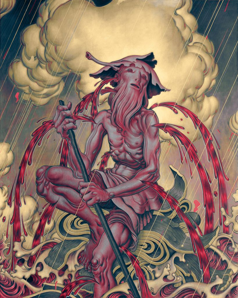 James Jean's Noah. (courtesy: James Jean)
