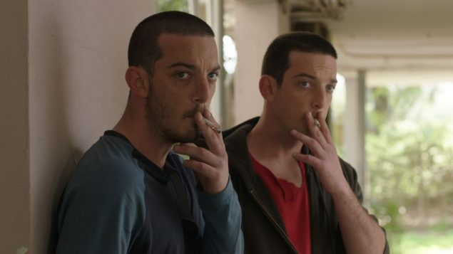 "David and Eitan Cunio as the brothers Yaki and Shaul in ""Youth."" Courtesy of United King Films"