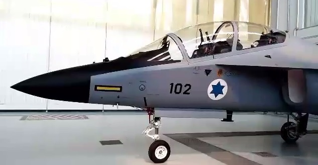 Alenia Aermacchi M-346 Master (photo credit: Youtube screenshot)