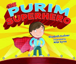 The Purim Superhero has two dads. The author is one of two moms. Via keshetonline.org