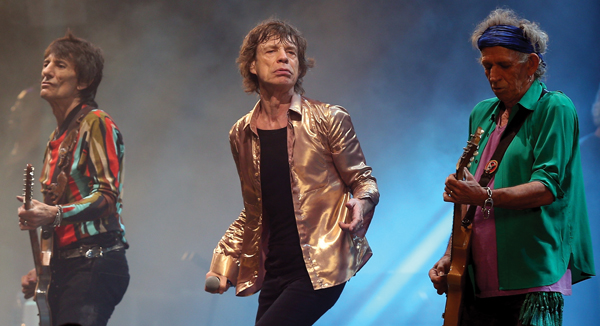 Everybody must get Stoned: Timing of the Rolling Stones' Tel Aviv show irks religious Jews. Getty Images