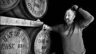 A chemist at a whiskey distillery in Fife. Judah Passow