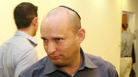 Economy Minister Naftali Bennett (photo credit:  Amit Shabi/POOL/FLASH90)