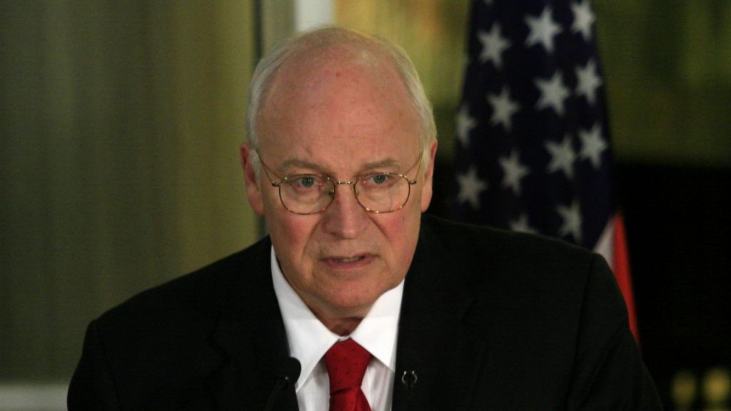 Cheney endorses Iran strike to laughter, applause   The ...