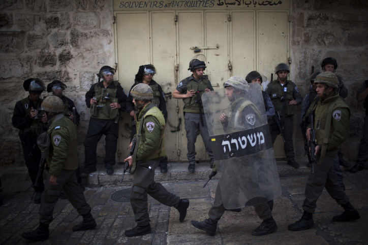 Jew Detector: Temple Mount Reopens After Rioting Forces Closure