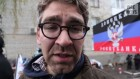 Simon Ostrovsky (Crédit : capture d'écran YouTube Vice news)