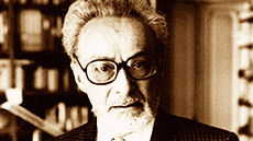 Primo Levi (photo credit: Wikimedia Commons)