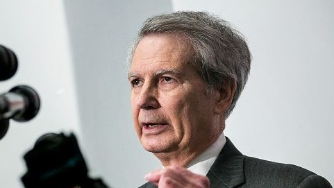 Rep. Walter Jones (R-NC) (photo credit: JTA/T.J. Kirkpatrick/Getty Images)