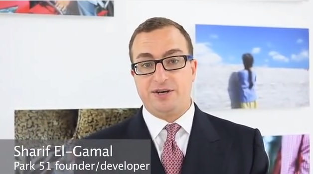 Real estate developer Sharif El-Gamal (photo credit: Youtube screenshot)