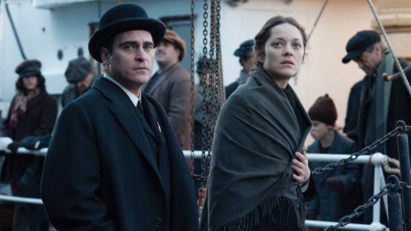 "Joaquin Phoenix and Marion Cotillard in ""The Immigrant."" Courtesy of The Weinstein Company"