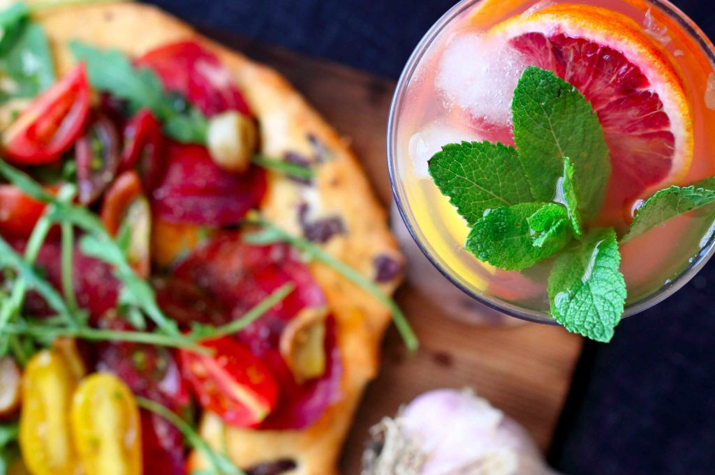 Quench their thirst with arak-spiked, blood orange limonana, and make sure there's some left to accompany the kebabs (photo credit: Andrea Brownstein/Photoli Photography)