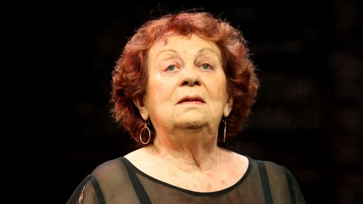 Israeli Actress Hanna Maron Dies At 90 The Times Of Israel