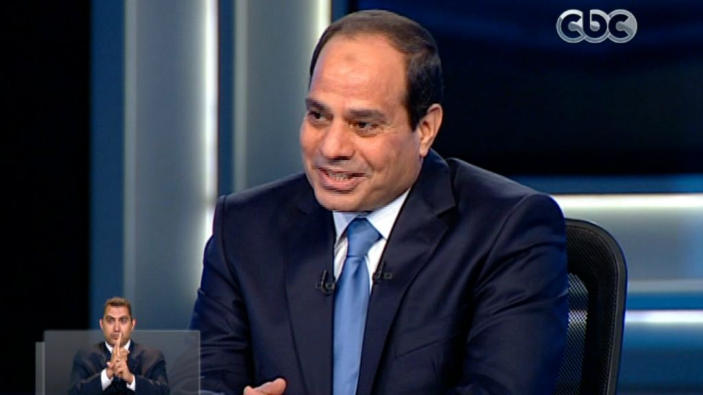 President of Egypt 2014 Egypt May 5 2014