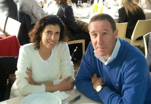 Mira and Emanuel Riva, an Israeli couple killed in tae terror attack on the Brussels Jewish Museum on May 24, 2014 (photo credit: Courtesy)