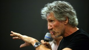 Roger Waters (Crédit : Lior Mizrahi/Flash 90)