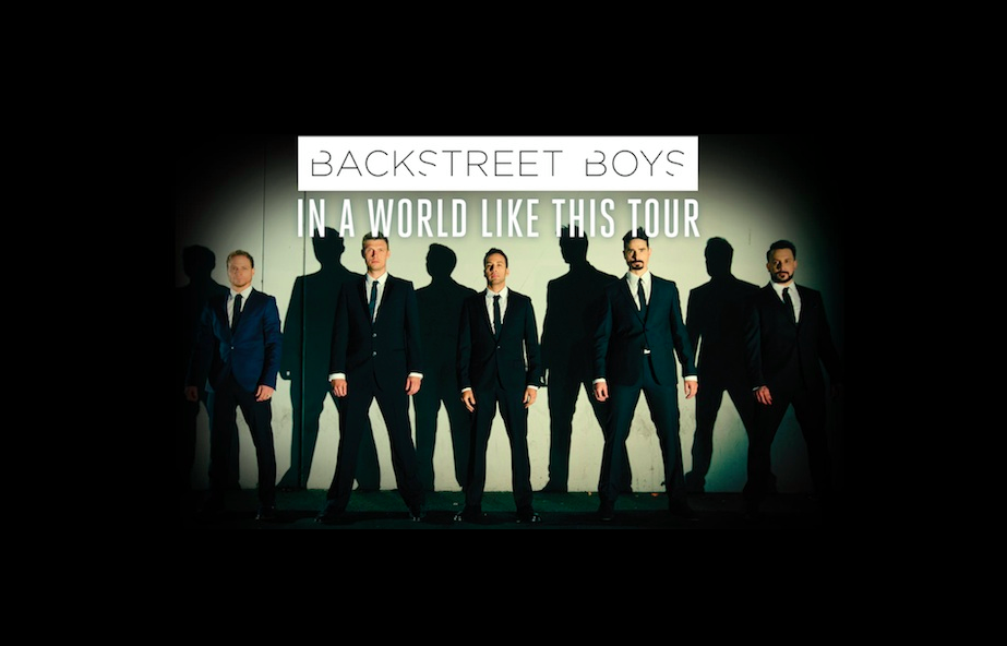 The Backstreet Boys tickets sold out within minutes (Courtesy Backstreet Boys)