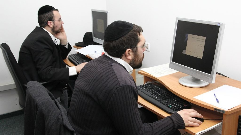 Haredi Jews In Israel: Can A Creative British Banker Get Israel's Ultra-Orthodox