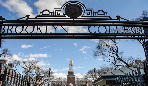 Brooklyn College has seen its share of pro-BDS activity. Wikimedia Commons