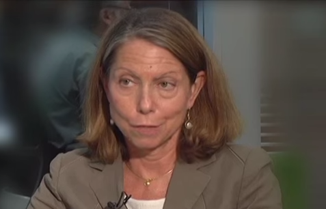 Former NYT executive editor Jill Abramson (screen capture: YouTube)