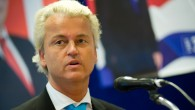 Dutch right-wing politician Geert Wilders (via Shutterstock)