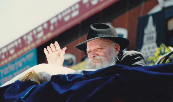 the Lubavitcher Rebbe continues to wield a strong influence on the Jewish community, two decades after his death.