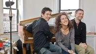 Israeli-born pianist Anat Fort, with her trio, is back in her home country. Robbin Valentine/ECM Records