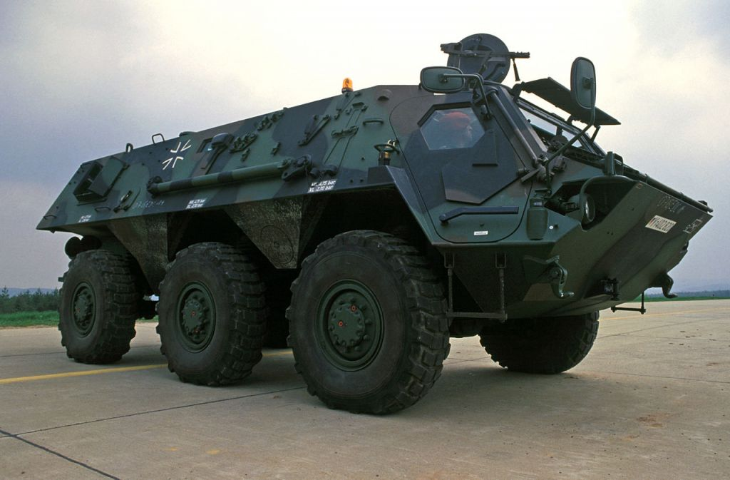 German firms sign armored vehicle deal with Algeria | The ...