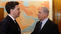Ed Miliband visit to Israel - Day One